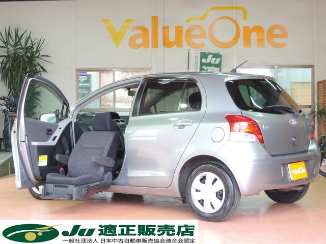 トヨタ F ウェルキャブ 1年保証 全自動助手席リフトアップシート