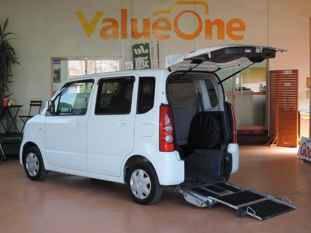 マツダ スローパー 1年保証 車いす移動車 リヤシート付 4人乗り