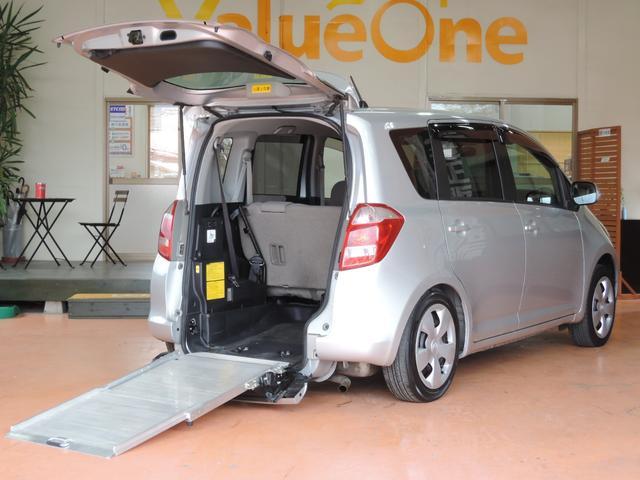 トヨタ スローパー 1年保証 車いす固定装置 車高降下装置 5人乗り