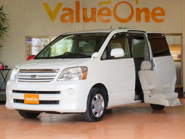 トヨタ ウェルキャブ 電動サイドリフトアップシート 非課税車両