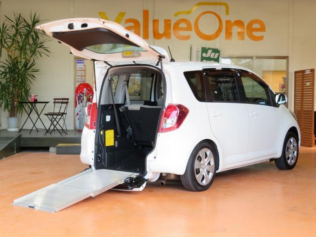 トヨタ G ウェルキャブ スローパー 1年保証 車いす移動車 非課税