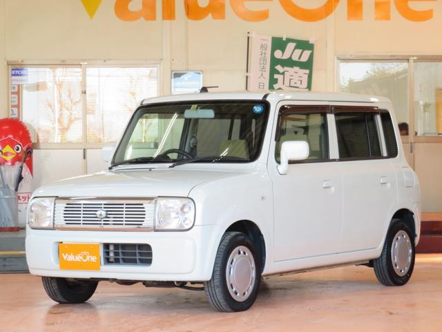 スズキ Gセレクション 4WD CD 特選車 シートヒーター
