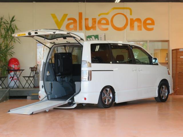 トヨタ ウェルキャブ 1年保証 全自動スローパー 車高降下装置