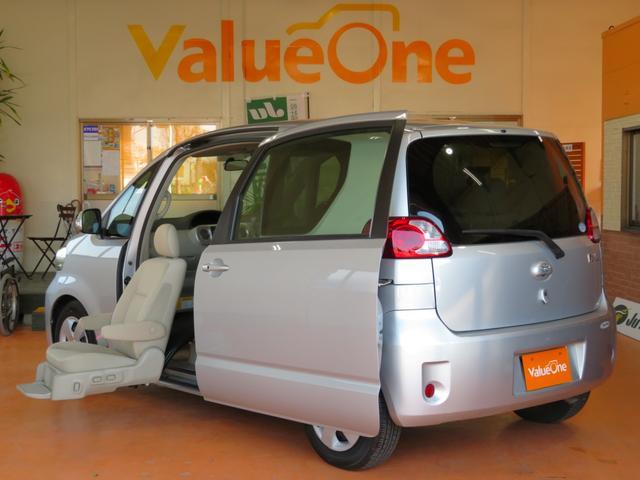 トヨタ ウェルキャブ 1年保証 全自動助手席リフトアップシート
