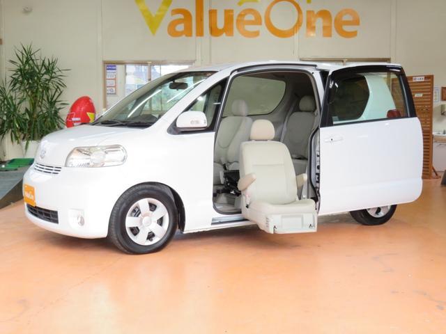 トヨタ  1年保証 全自動サイドリフトアップシート 非課税 SDナビ バックモニター 左オートスライドドア スマートキー ウィンカーミラー