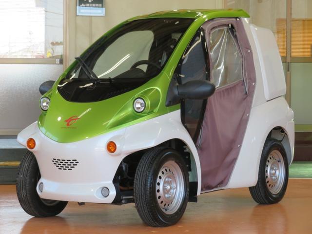 トヨタ ベースグレード ミニカー登録 普通免許 家庭用100V 充電100Vケーブル