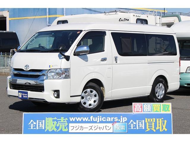 ハイエースバン キャンピング バカンチェス  FFヒーター(トヨタ)