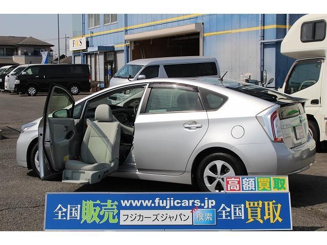 トヨタ 1.8Sウェルキャブ助手席リフトUPシートA ナビ Bカメラ