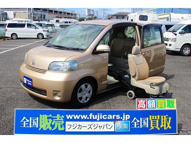 トヨタ 150rウェルキャブ サイドアクセス車 手動介護式Bタイプ