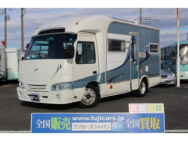 トヨタ キャンピング ナッツRV ボーダー 家庭用エアコン ボイラー