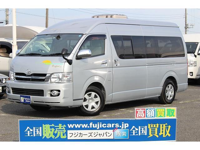 トヨタ キャンピング RVビックフット ミュー FFヒーター