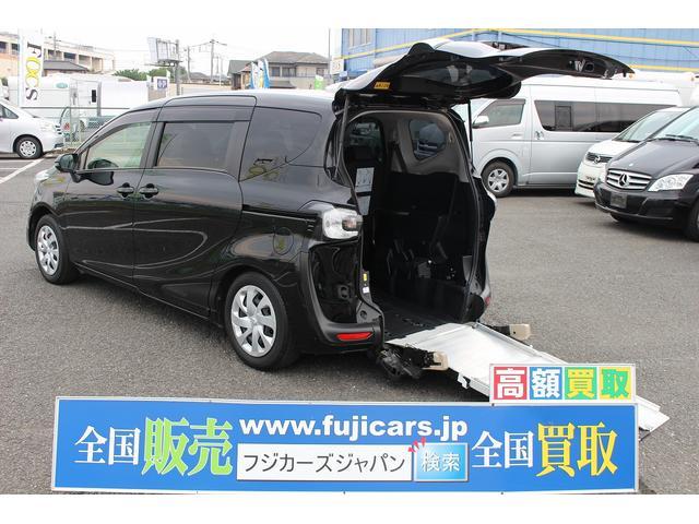 トヨタ 1.5Gウェルキャブ 車いす仕様車I セーフティセンス ナビ