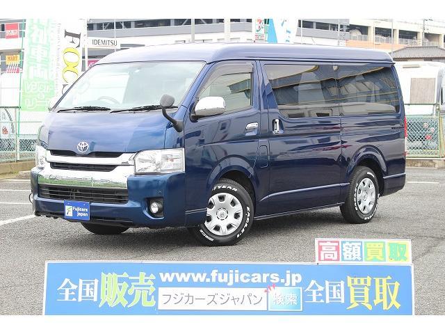 トヨタ キャンピング  リラックスワゴン FFヒーター テレビ