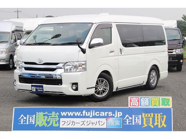 トヨタ キャンピング ナッツRV トライアルC