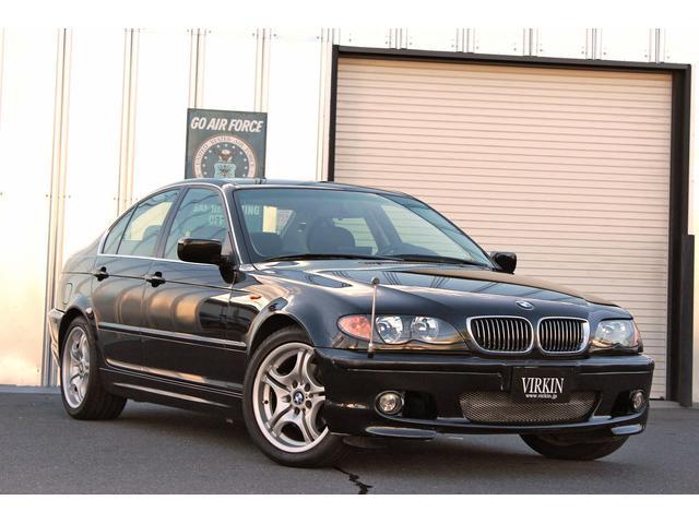 BMW 3シリーズ 325i 後期モデル 左ハンドル サンルーフ Mスポーツ17AW 社外ナビ ETC メモリーパワーシート キーレス