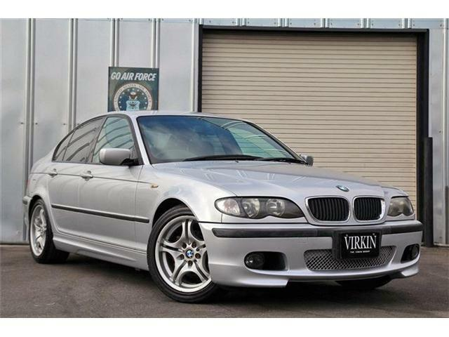 BMW 3シリーズ 318i Mスポーツパッケージ 5速MT 正規D車 17AW ETC 記録簿