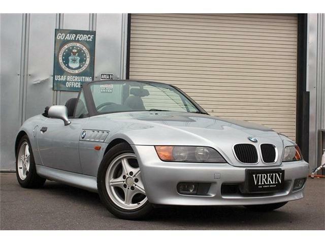 BMW Z3ロードスター ベースグレード ブラックレザー シートヒーター