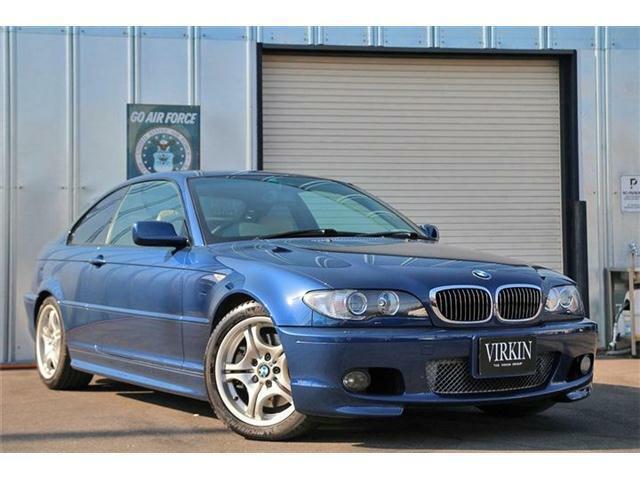 BMW 3シリーズ 330Ci Mスポーツパッケージ ワンオーナー 本革 サンルーフ HID 記録簿