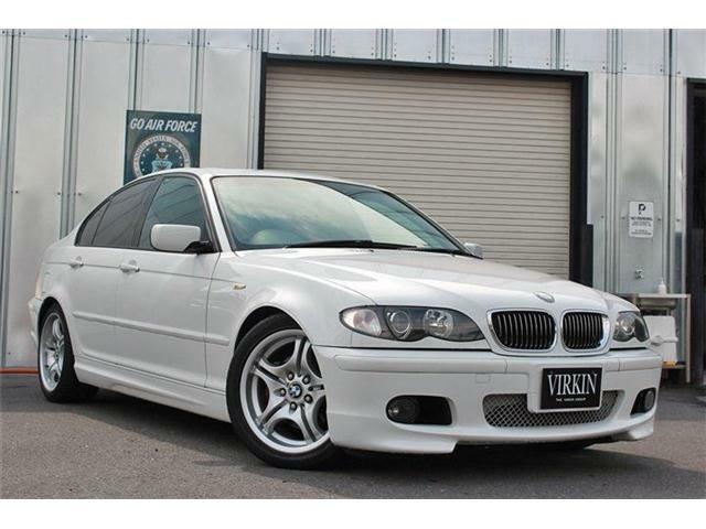 BMW 3シリーズ 325i Mスポーツパッケージ サンルーフ SuperSprintマフラー HID 17AW