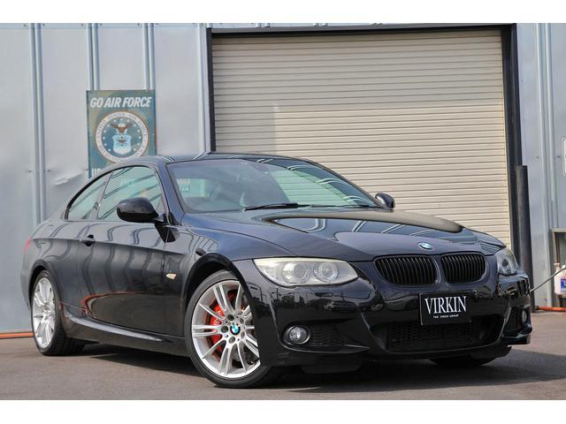 BMW 3シリーズ 320i Mスポーツパッケージ LCIモデル 6速MT コンフォートアクセス ブラウンレザー HIDライト 18インチAW idriveナビ Mコレクション DVD再生 ETC 社外ブレーキ シートヒーター
