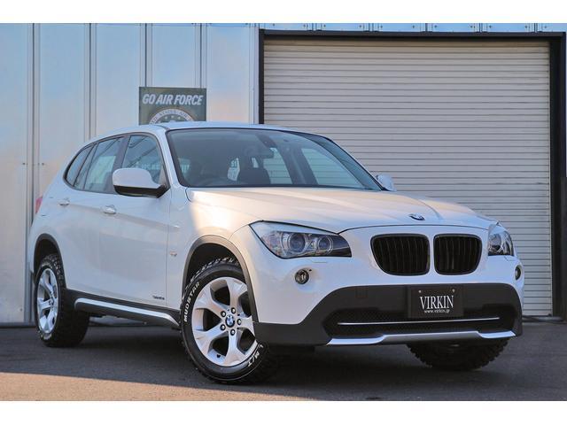 BMW X1 sDrive 18i コンフォートアクセス 社外ナビ 地デジ ETC HIDライト 17インチアルミ