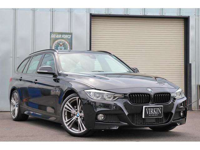 BMW 320dツーリング Mスポーツ LCIモデル アダプティブクルーズコントロール レーンキープアシスト ブラインドスポットモニター LEDヘッドライト オプション19インチアルミホイール トップビューサイドビューカメラ
