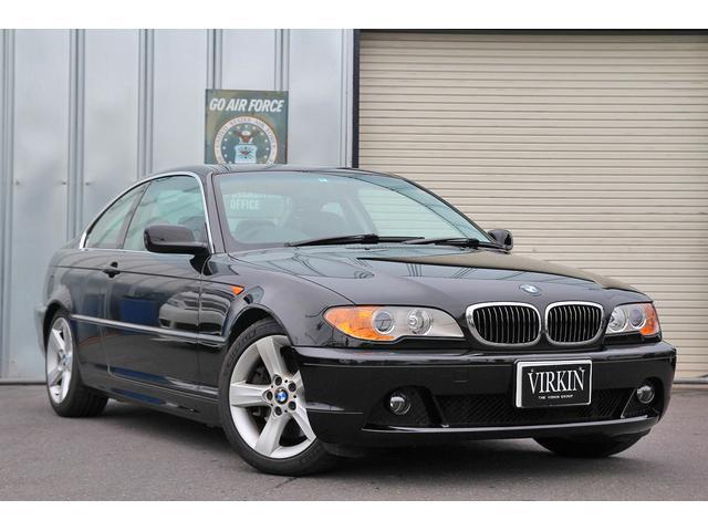BMW 330Ci 弊社ユーザー買取車両 クーペ最終型 サンルーフ カロッツェリア2DINナビ 地デジTV ハーフレザーシート 純正17インチアルミホイール