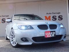 BMW545i Mスポーツパッケージ 社外19インチアルミ