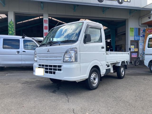 三菱 M エアコン パワステ MT 4WD 記録簿