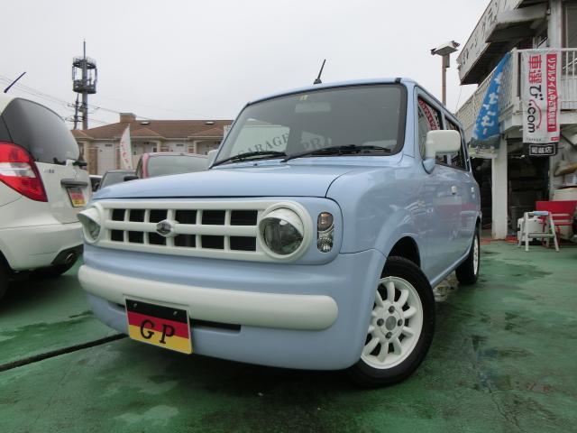 スズキ X 社外ナビ ワンセグ ABS 電動格納ミラー ホワイトAW