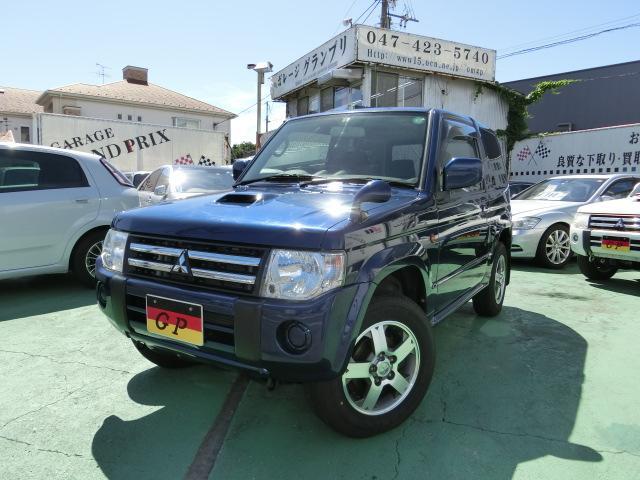 ナビエディションVR 4WD オートマ ターボ 純正HDDナビ ワンセグ 本革巻ステアリング 純正アルミ