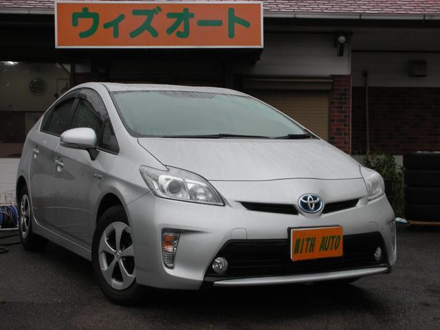 トヨタ S 純正メモリーナビ 地デジ ETC