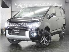 デリカD:5M 電動ドアナビ 4WD 新品AWリフトUPイカリングライト