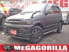 テリオスキッドカスタムX ターボ 4WD カスタムペイント