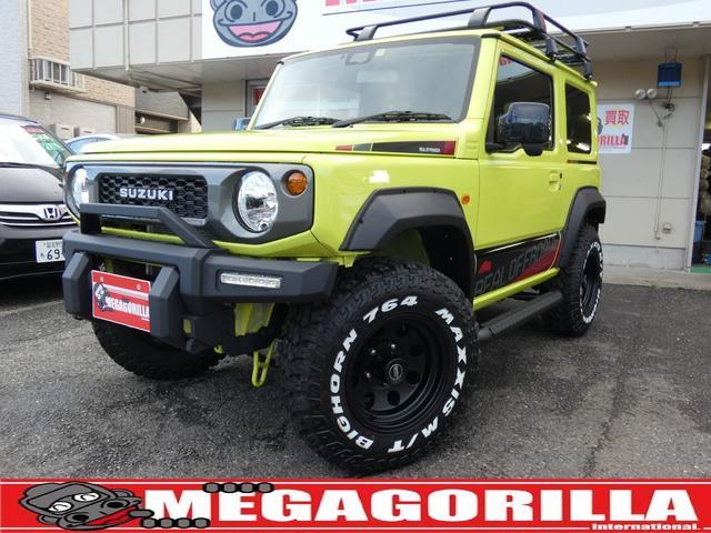 XL 4WD セーフティーサポート リフトアップ&15AW