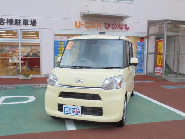 ダイハツ X SAIII UGP キーフリー CVT