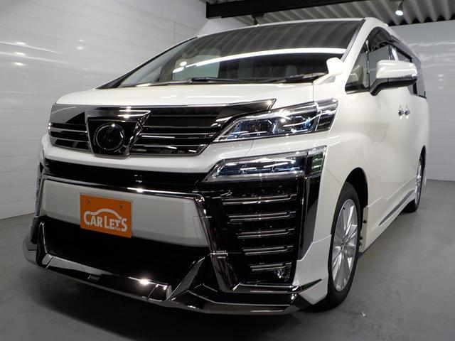 トヨタ 2.5Z Aエディション フルエアロ アルパイン