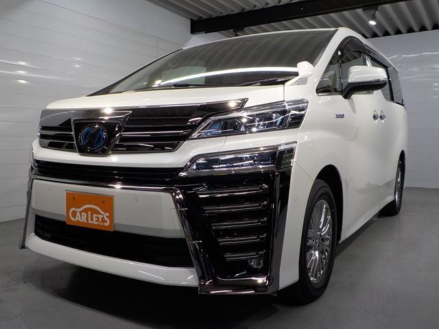 トヨタ ZR Gエディション 純正JBL付SDナビ 両側パワスラ