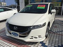 オデッセイMエアロパッケージ 純正ナビ ワンセグTV バックカメラ