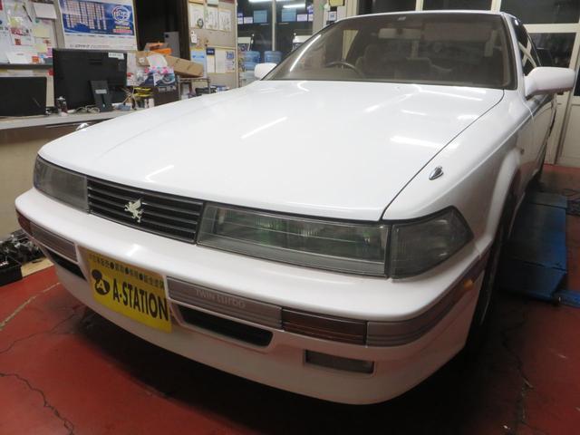 トヨタ 2.0GT-ツインターボL後期型  純正フルエアロ