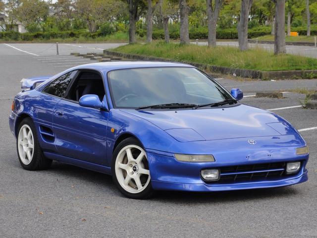 トヨタ 4型GT-S 無修復 同色全塗装済