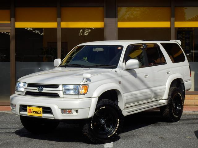 トヨタ SSR-X 最終型 2インチUP 新品アルミタイヤ 4WD
