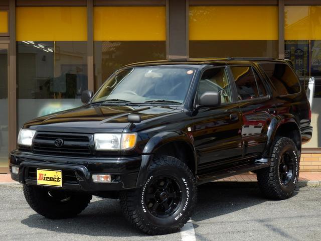 トヨタ SSR-X後期型ガソリンマニュアルNEWペイント4WD