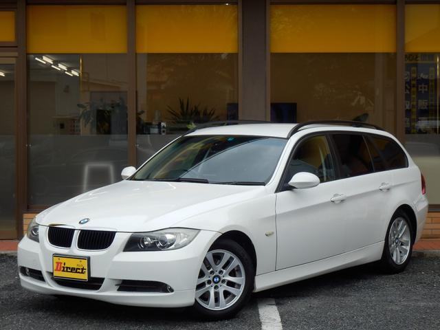 BMW 320iツーリングワゴン ディーラー車