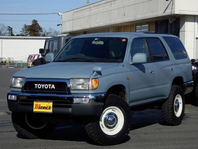 トヨタ SSR-V 最終型ナロークラシック2インチUP 4WD