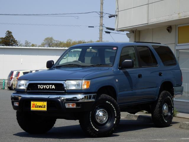 トヨタ SSR-X後期型ナロークラシック NEWペイント4WD