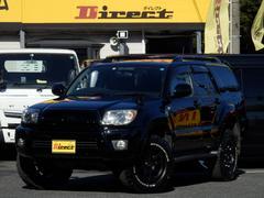 ハイラックスサーフSSR−X−Ltd最終型新品3インチUP 4WD