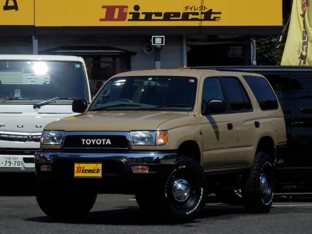 トヨタ SSR-X最終型ナロークラシックNEWペイント4WD