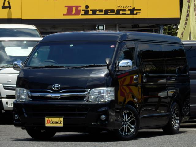 トヨタ GL3型公認10人乗りベットキットフリップダウンパワスラ装備