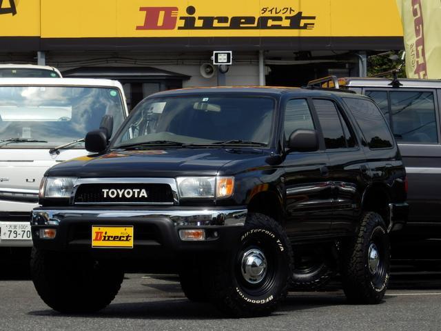 トヨタ ハイラックスサーフ SSR-X後期型ナロークラシックNEWペイント新品2UP